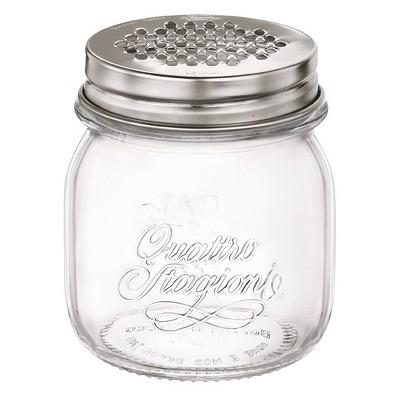 Bormioli Rocco 8.5oz Grater Jar