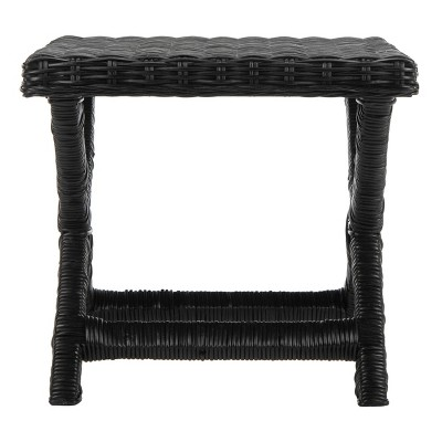 Wicker X Side Table - Safavieh