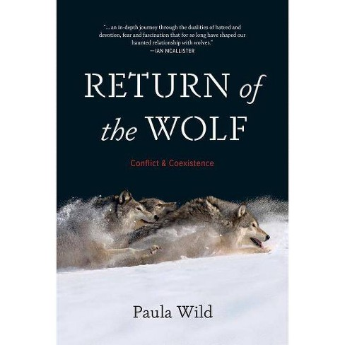 Return of the Wolf - by  Paula Wild (Hardcover) - image 1 of 1