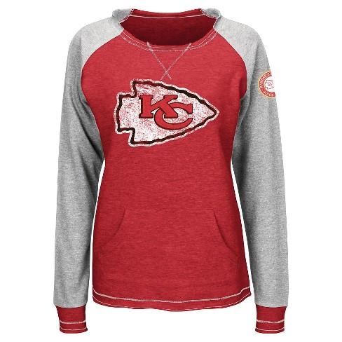 reputable site b552d b7ea2 Kansas City Chiefs Women's Sweatshirt M