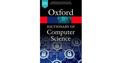 Dictionary of Computer Science (Paperback) - image 1 of 1