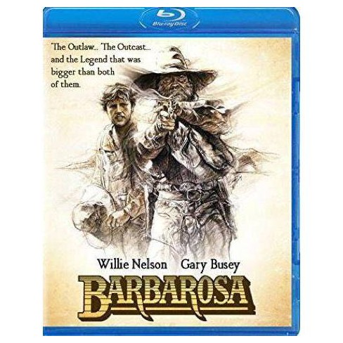 Barbarosa (Blu-ray) - image 1 of 1