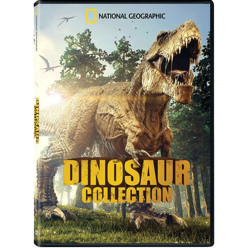 National Geographic: Dinosaur Collection (DVD) - image 1 of 1