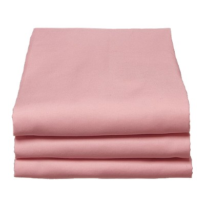 Royal Heritage 3pk Bassinet Sheets - Pink