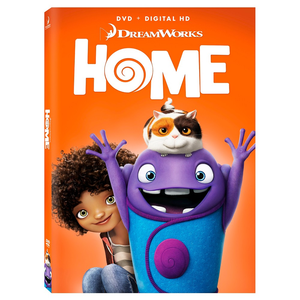 Home (Dvd), Movies