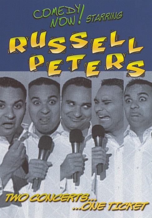 Russell peters:Two concerts one ticke (DVD) - image 1 of 1