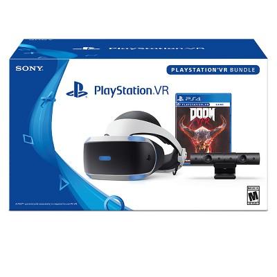 Sony PlayStation VR Bundle with Doom VFR