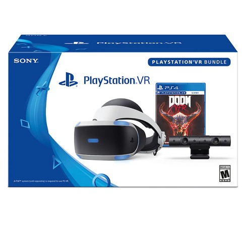 Sony PlayStation VR Bundle wit...