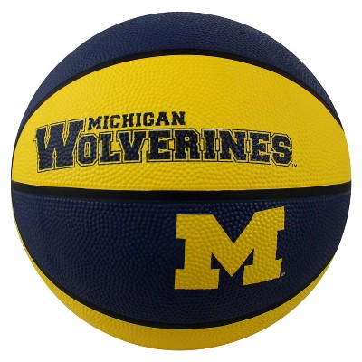 NCAA Michigan Wolverines Official Basketball