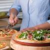 "Tramontina Style Ceramica 12.5"" Aluminum Pizza Pan - Red - image 3 of 3"