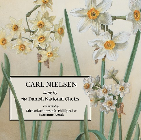 Danish national voca - Carl nielsen sung by the danish natio (CD) - image 1 of 1