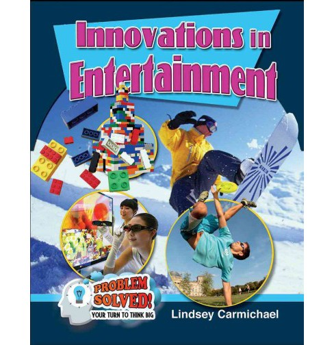 Innovations in Entertainment (Paperback) (L. E. Carmichael) - image 1 of 1