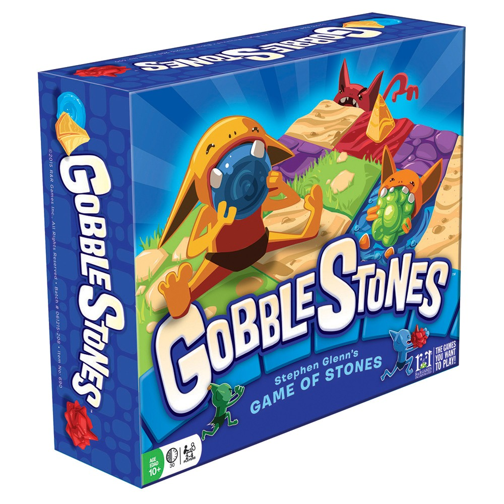 R and R Games GobbleStones