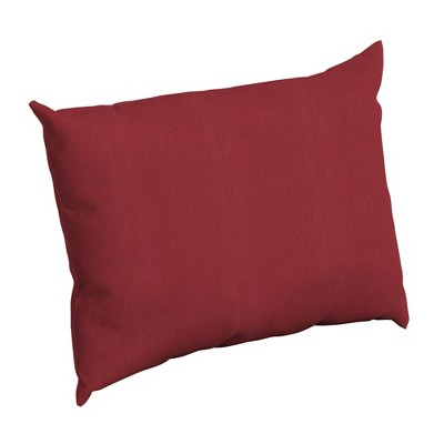 Arden Selections Outdoor Pillow Back Canvas Acrylic