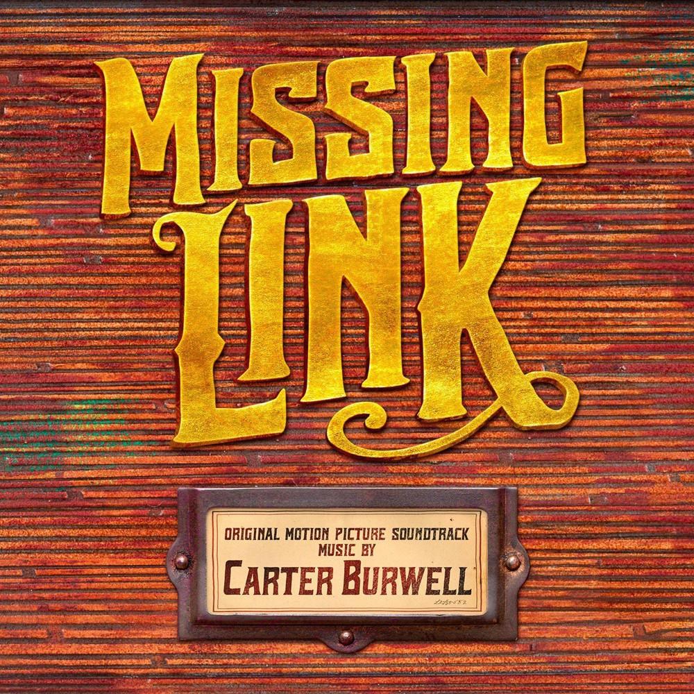 Image of Carter Burwell - Missing Link (Osc) (CD)
