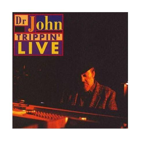 Dr. John - Trippin' Live (CD) - image 1 of 1