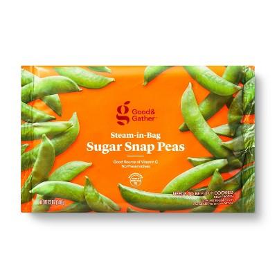 Frozen Whole Sugar Snap Peas - 12oz - Good & Gather™
