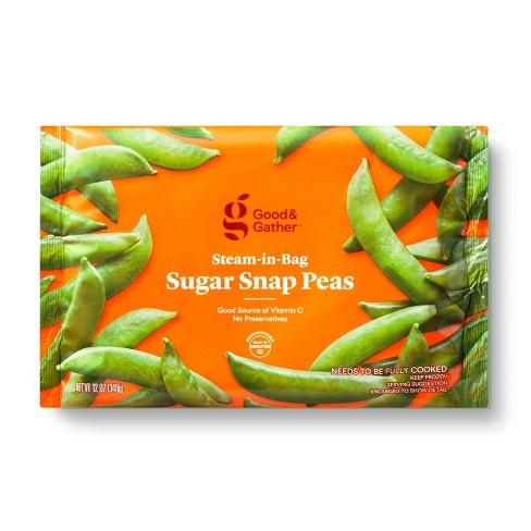 Frozen Whole Sugar Snap Peas - 12oz - Good & Gather™ - image 1 of 2