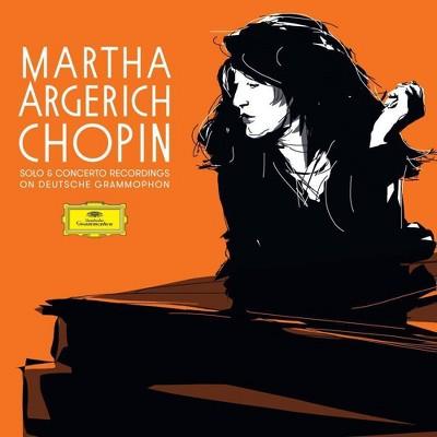 Martha Argerich - Martha Argerich: Chopin (5 LP) (Vinyl)