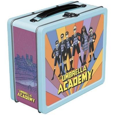 Dark Horse Comics Umbrella Academy (Netflix) Tin Lunchbox Replica