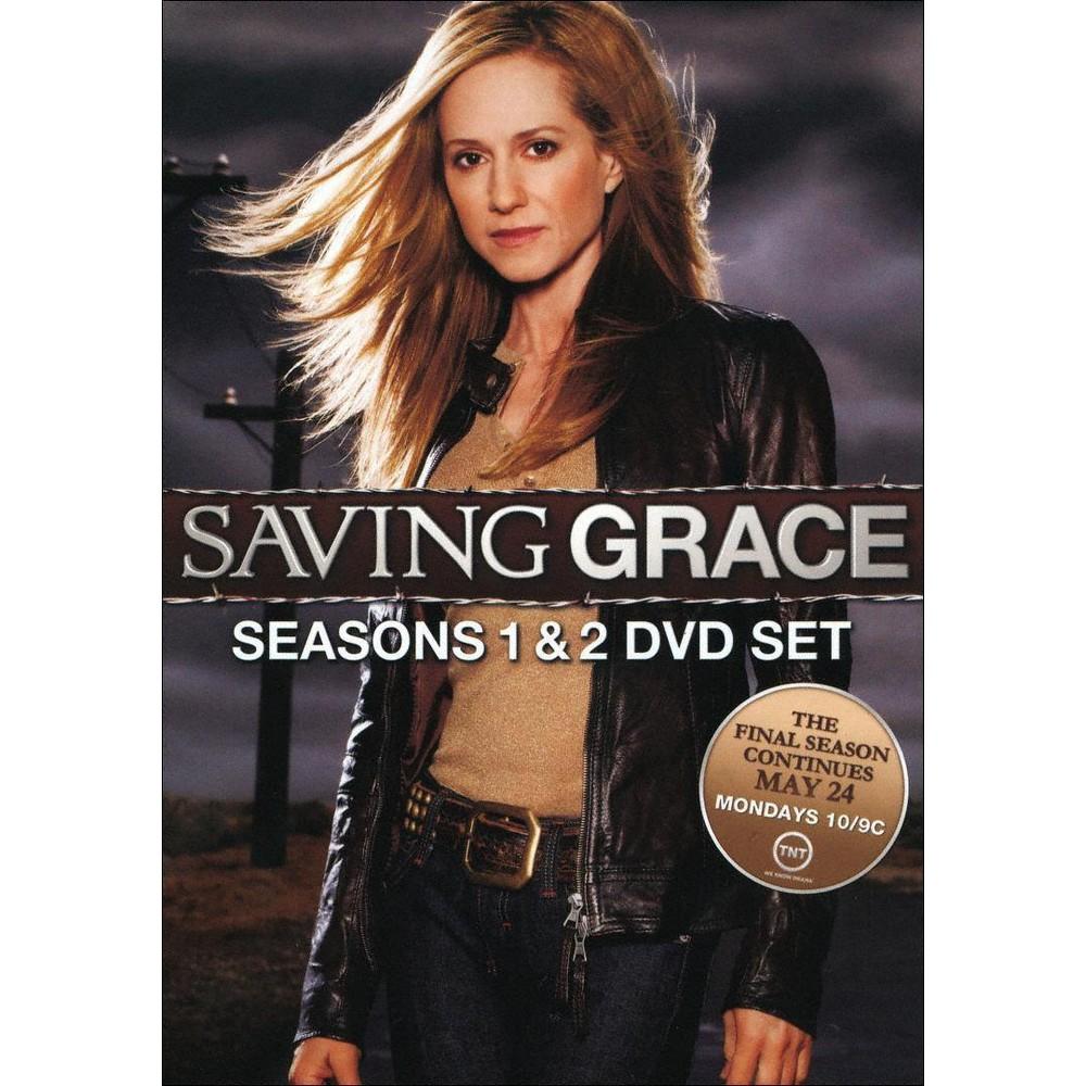 Saving grace:Seasons 1 & 2 (Dvd)