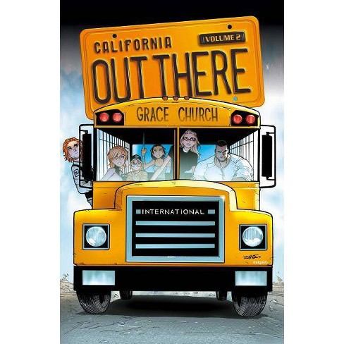 Out There, Volume 2 - by  Brian Augustyn (Paperback) - image 1 of 1
