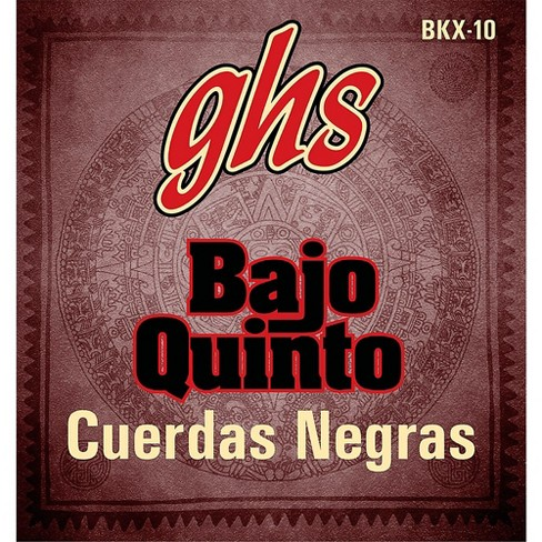 GHS Bajo Quinto Strings - image 1 of 1