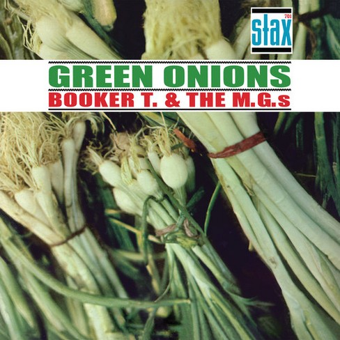 Booker T & The Mgs - Green Onions (Vinyl) - image 1 of 1