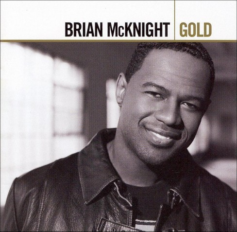 Brian mcknight - Gold (CD) - image 1 of 1