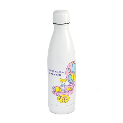 Seven20 Polly Pocket Fun Size 18oz Stainless Steel Water Bottle
