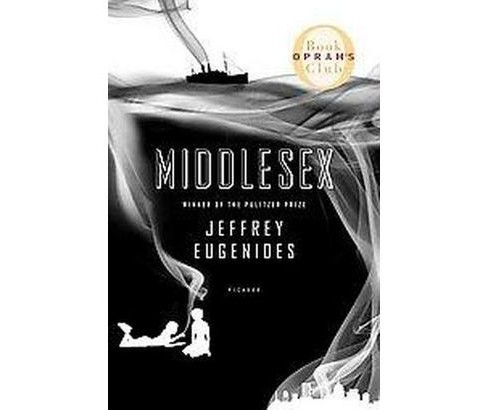 Middlesex (Oprah's Book Club Series)(Reprint) (Paperback) by Jeffrey Eugenides - image 1 of 1