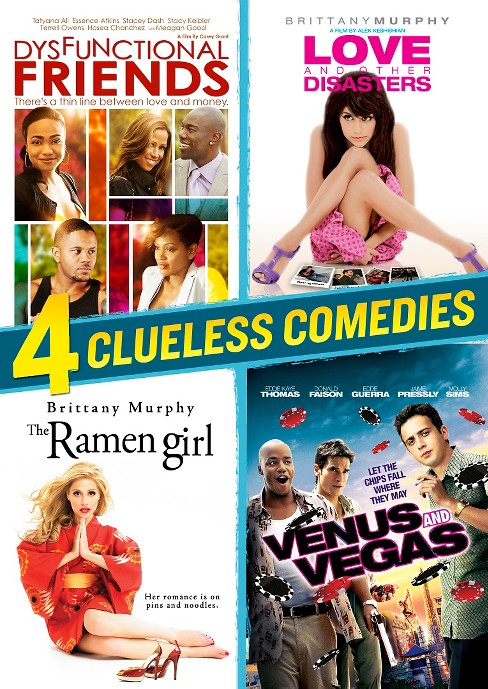 Ramen girl/Love and other disasters/V (DVD) - image 1 of 1