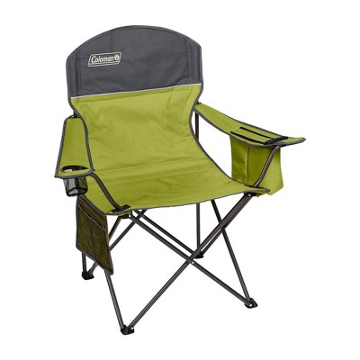 Coleman Cooler Quad Chair - Fern