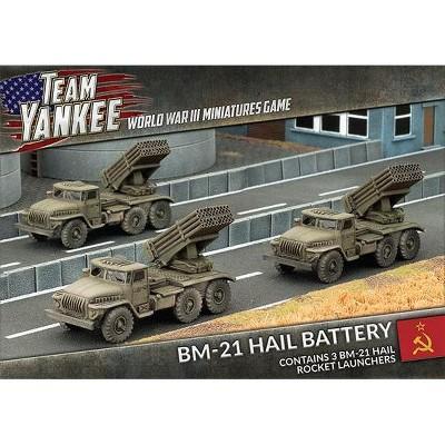 BM-21 Hail Battery Miniatures Box Set