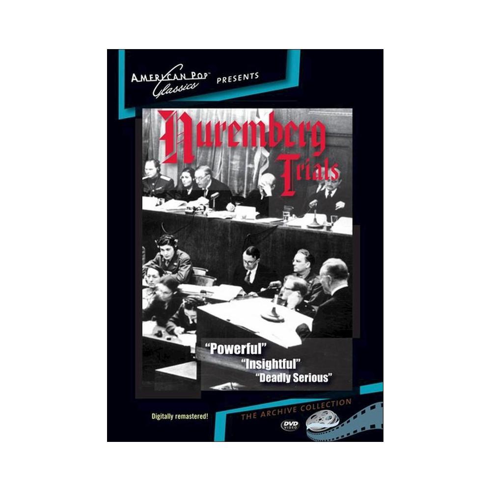 Nuremberg Trials (Dvd), Movies