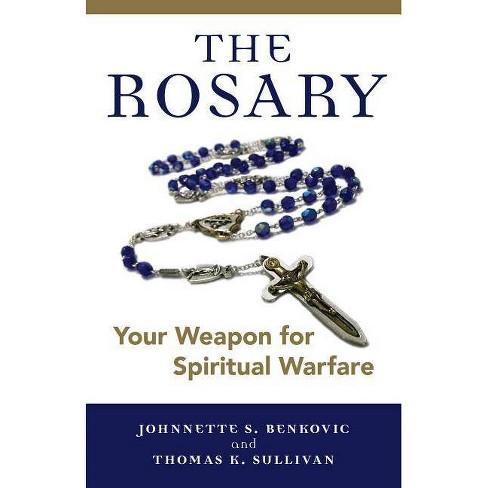 The Rosary - by  Johnnette S Benkovic & Thomas K Sullivan (Paperback) - image 1 of 1