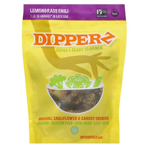 Dipperz Lemongrass Chili Crunchies - image 1 of 1