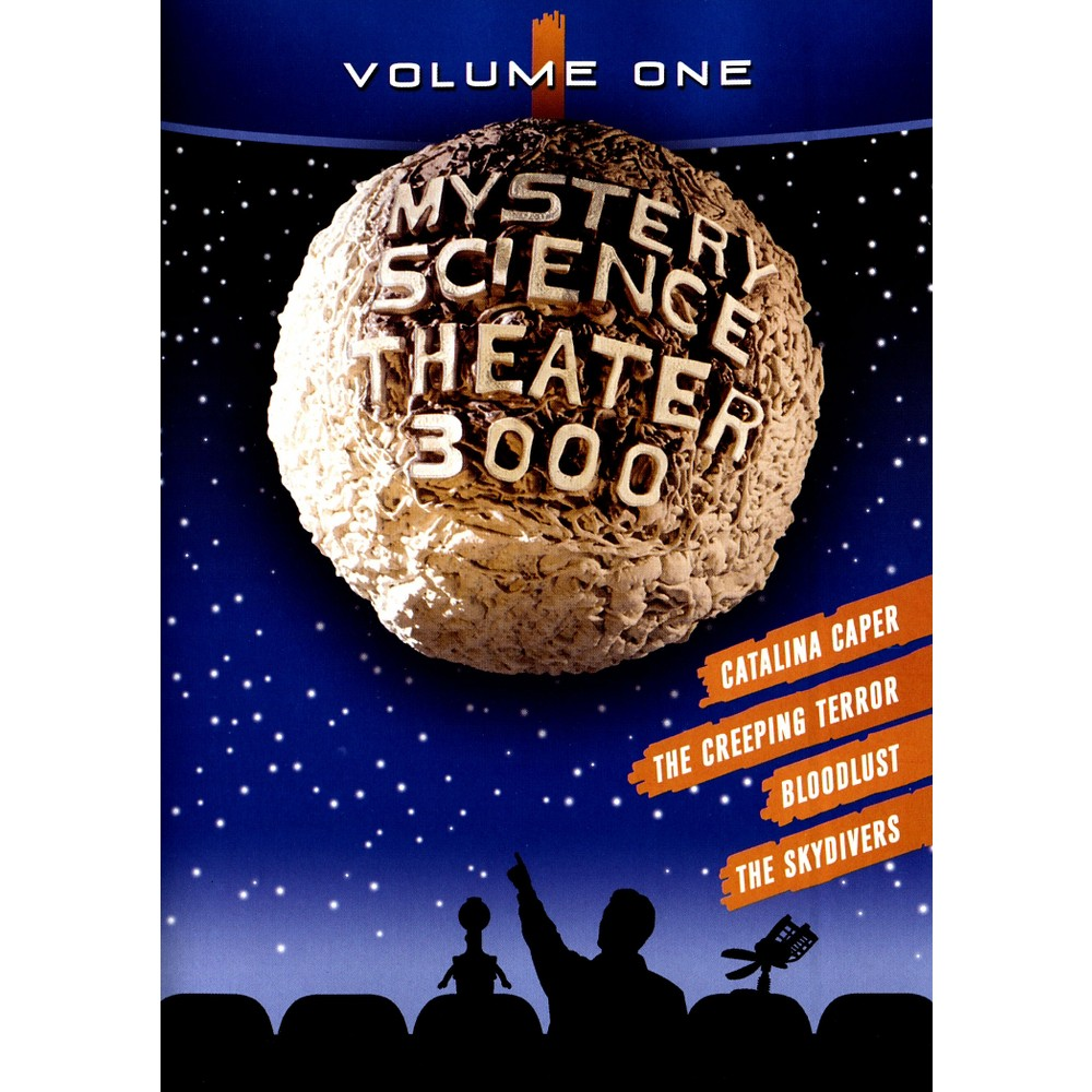 Mystery Science Theater 3000:I (Dvd)