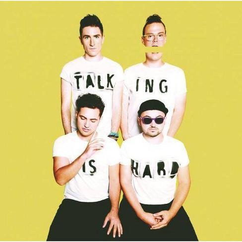 Talking Is Hard - image 1 of 2