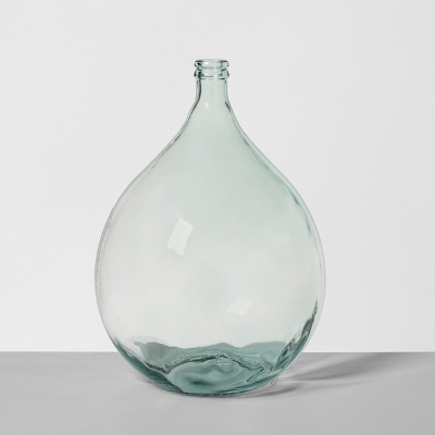 22  Recycled Glass Vase - Hearth & Hand™ with Magnolia