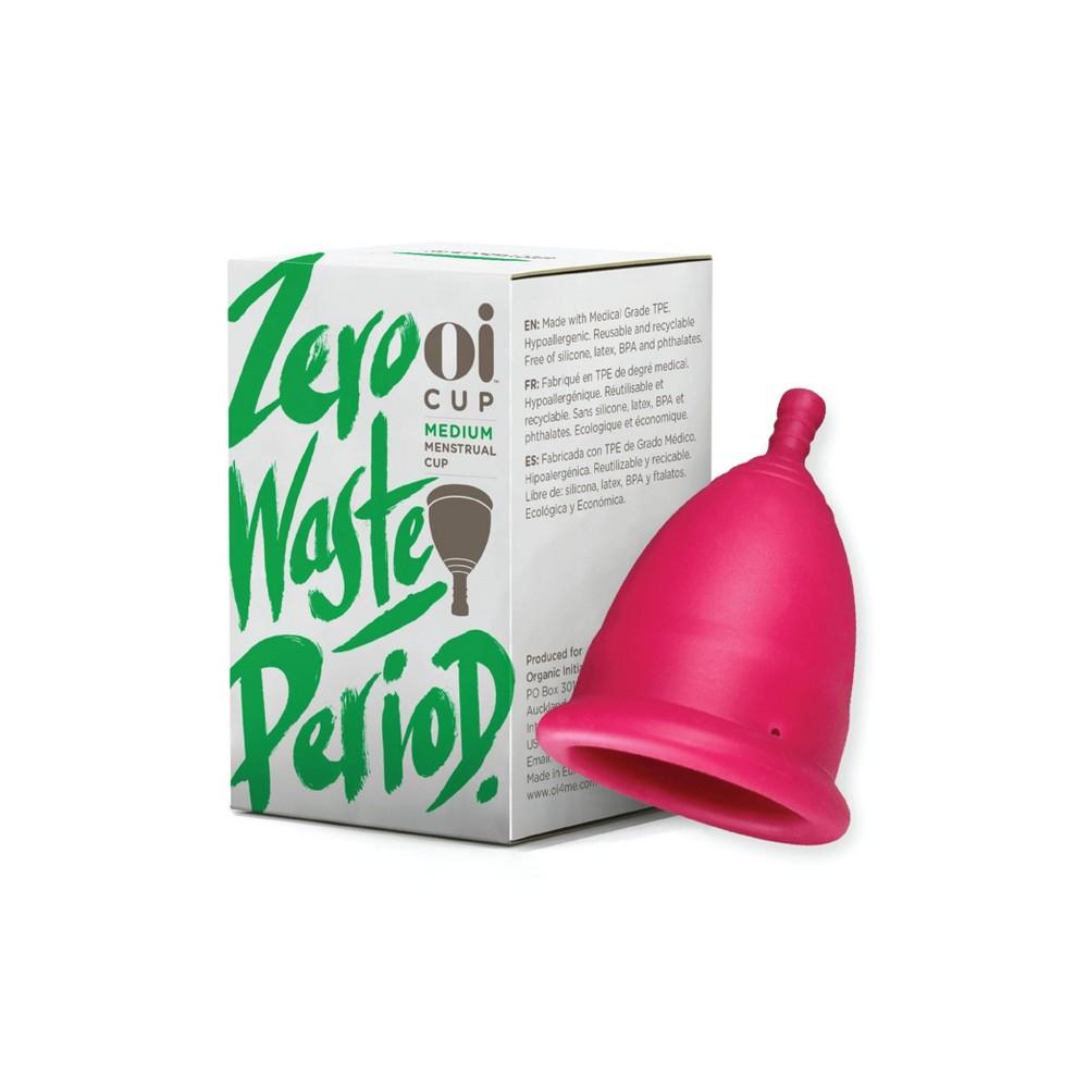 Organic Initiative Menstrual Cup 8211 M