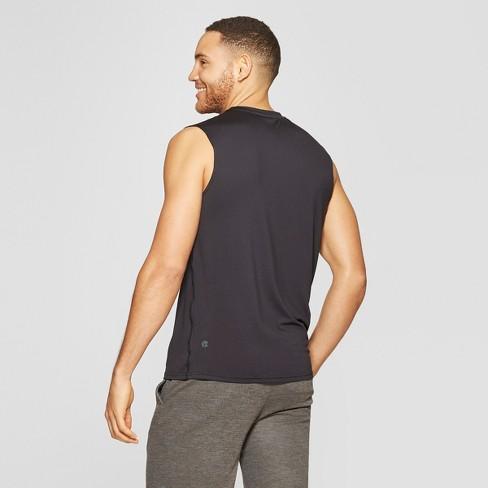 deaa1c49 Men's Sleeveless Tech T-Shirt - C9 Champion® Black L : Target