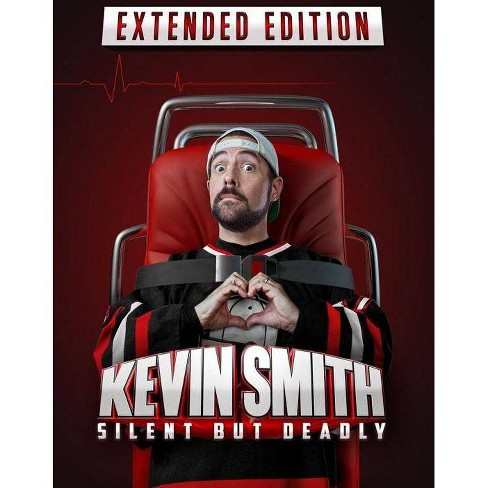 Kevin Smith: Silent But Deadly (Blu-ray) - image 1 of 1