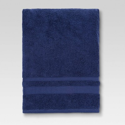 Performance Bath Sheet Blue - Threshold™