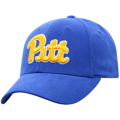 NCAA Pitt Panthers Men's Structured Brushed Cotton Hat