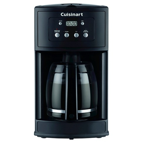 Cuisinart 12 Cup Programmable Coffee Maker - Black DCC-500 - image 1 of 4