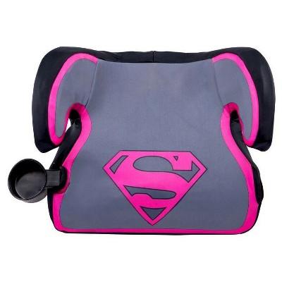 Kids'Embrace DC Comics Supergirl Ultra Backless Booster Car Seat