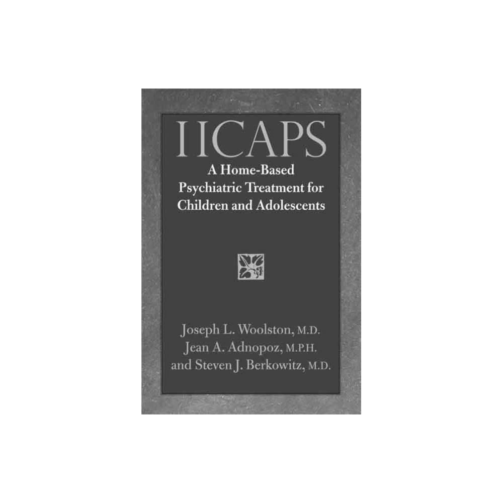 Iicaps By Joseph Woolston Jean Adnopoz Steven Berkowitz Hardcover