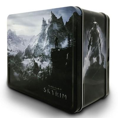 Fanwraps The Elder Scrolls V: Skyrim Dragon Tin Tote