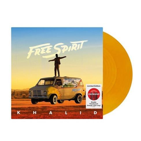 Khalid  - Free Spirit  (Target Exclusive, Vinyl) - image 1 of 2